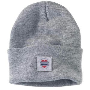 Carhartt Beanie Friends of Carhartt+Gray+First Responders+Essential workers &You